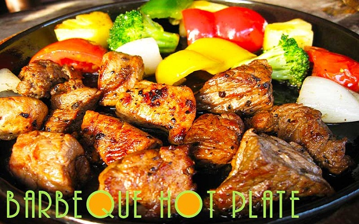 BBQ-hot-plate