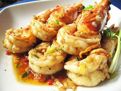 tiger-prawn-garlic-sauce